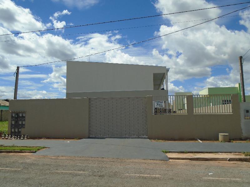 Apartamento  com 2 quartos no Parque das Americas, Lucas do Rio Verde  - MT