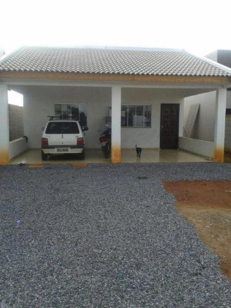 Casa  com 2 quartos no Jardim Amazonia, Lucas do Rio Verde  - MT