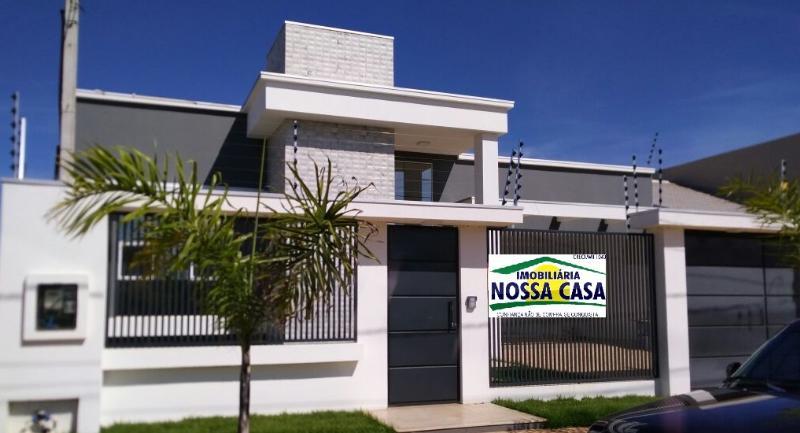 Casa  com 3 quartos sendo 1 Suíte no Bandeirantes IV, Lucas do Rio Verde  - MT