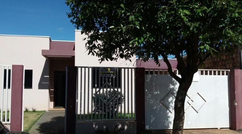 Casa  com 2 quartos sendo 2 Suítes no Jardim Imperial, Lucas do Rio Verde  - MT
