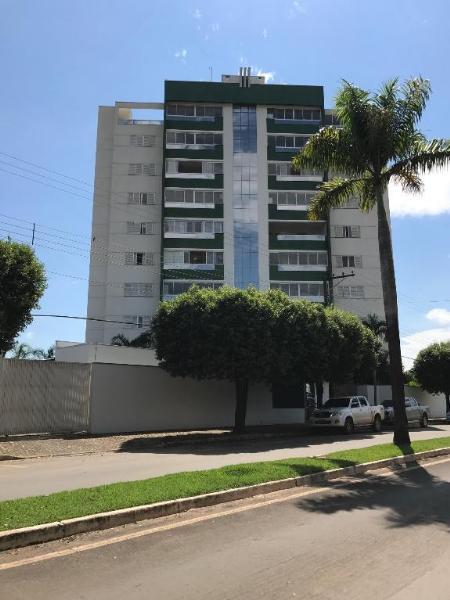 Apartamento  com 3 quartos sendo 1 Suíte no Pioneiro, Lucas do Rio Verde  - MT