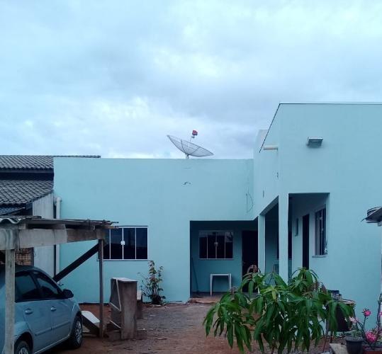 Casa  com 2 quartos sendo 1 Suíte no Jardim Amazonas ll, Lucas do Rio Verde  - MT