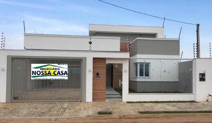 Casa  com 3 quartos sendo 1 Suíte no Parque das Emas V., Lucas do Rio Verde  - MT