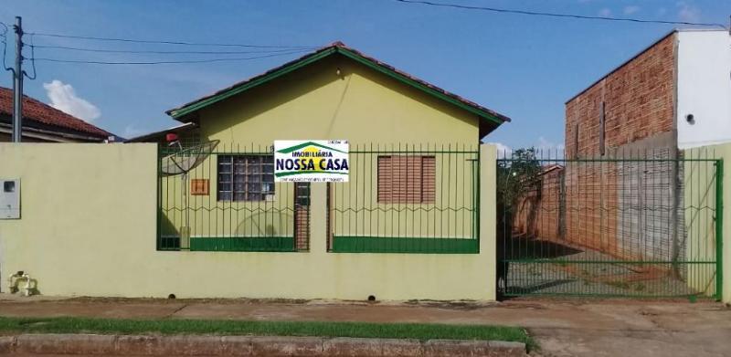 Casa  no Parque das Americas, Lucas do Rio Verde  - MT