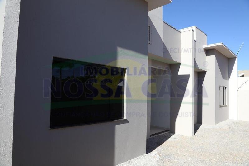 Casa  no Bandeirantes, Lucas do Rio Verde  - MT