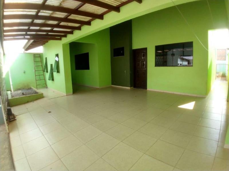 Casa  no Cerrado, Lucas do Rio Verde  - MT