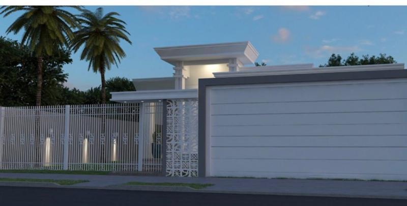 Casa  com 3 quartos sendo 3 Suítes no Bandeirantes IV, Lucas do Rio Verde  - MT