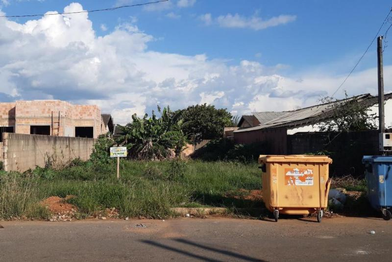 Terreno  no Parque das Araras, Lucas do Rio Verde  - MT
