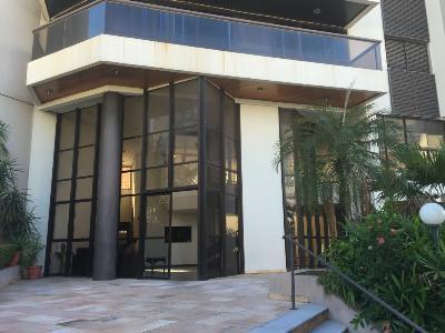 Apartamento  com 4 quartos sendo 2 Suítes no Miguel Sutil, Cuiabá  - MT