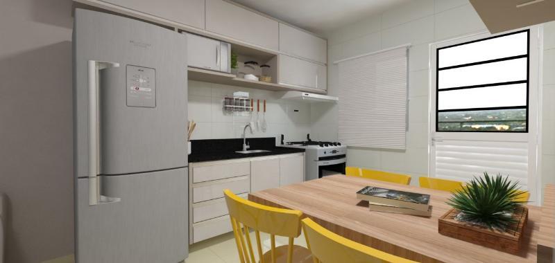 Casa Cond. Fechado  com 2 quartos sendo 1 Suíte no Coxipo da Ponte, Cuiabá  - MT